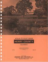 Title Page, Henry County 1974